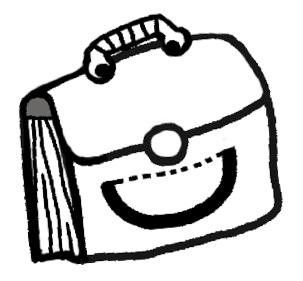 Etiquettes porte manteaux le blog maternailes - Cartable a colorier ...